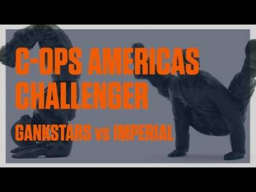 Critical Ops - Americas Challenger - Finals - CANALS, GANKSTARS vs IMPERIAL