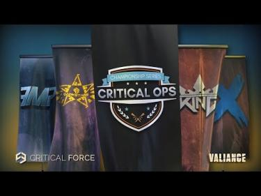 Critical Ops Championship Series Online Finals