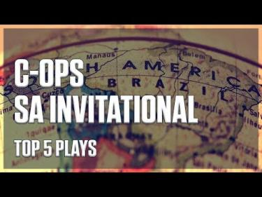 Critical Ops - Valiance.gg - SA Invitational Top 5 Plays