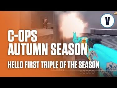 Critical Ops - Hello First Triple of the Season