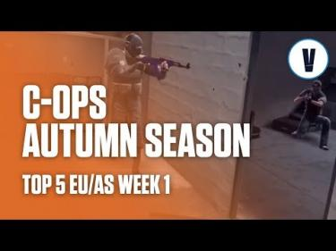 Critical Ops - Valiance.gg - Top 5 EU/AS  - Week 1
