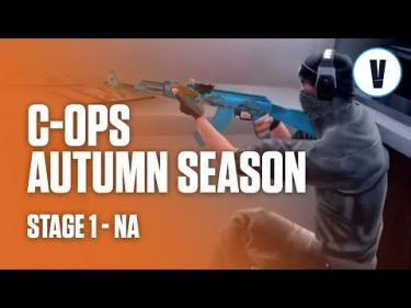 Critical Ops - Autumn Season - Stage 1 - NA