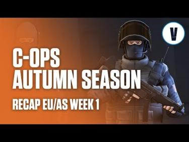 Critical Ops - Valiance.gg - Recap EU/AS  - Week 1