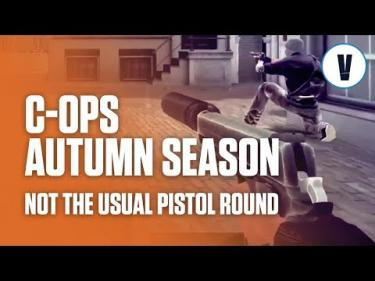 Critical Ops - Not The Usual Pistol Round