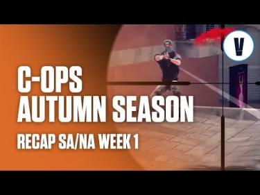 Critical Ops - Autumn Season - Recap NA/SA - Week 1