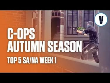 Critical Ops - Valiance.gg - Top 5 SA/NA  - Week 1