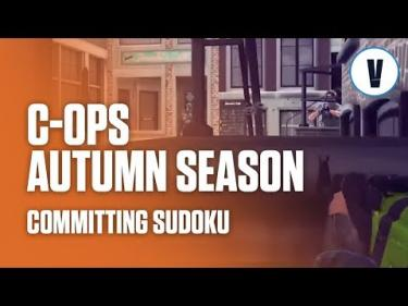 Critical Ops - Committing Sudoku