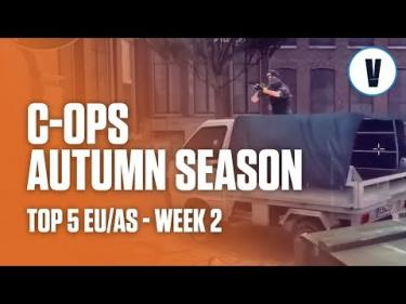 Critical Ops - Autumn Season - Top 5 EU/AS  - Week 2