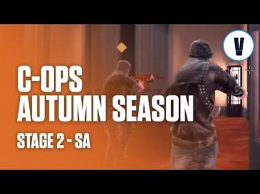 Critical Ops - Autumn Season - Stage 2 - SA