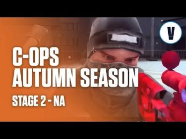 Critical Ops - Autumn Season - Stage 2 - NA