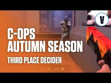Critical Ops - Autumn Season - Third Place Decider