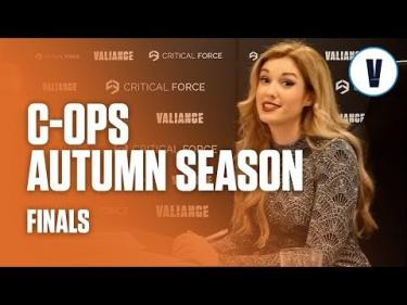 Critical Ops - Autumn Season - Finals