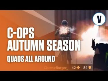 Critical Ops - Quads All Around